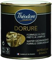 Theodore-Gouden verf voor interieurdecoratie van verschillende objecten-binnengebruik-125ml