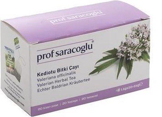 Prof Saracoglu Valeriaan Thee