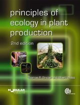 Principles of Ecology in Plant Production