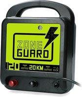 RelaxPets - ZoneGuard - Schrikdraadapparaat - Lichtnet 20 km - Netspanning 230 V - Weide - Afrastering