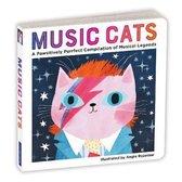 Music Cats Board Book
