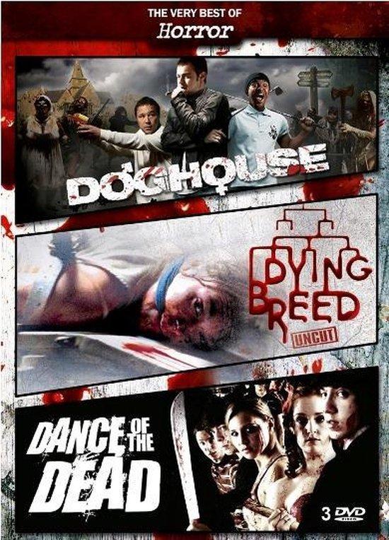 Cover van de film 'Very Best Of Horror Box'