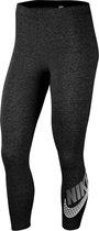 Nike Sportlegging - Maat L  - Vrouwen - zwart/wit