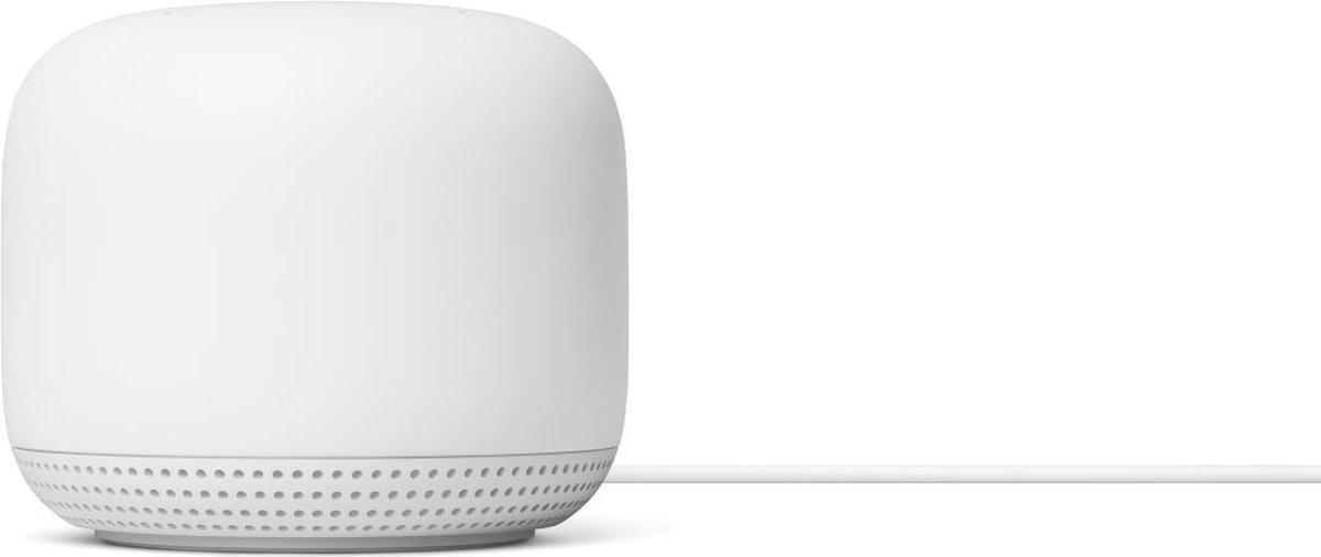 Google Nest WiFi - Multiroom Wifi Punt - Uitbreiding - Wit