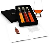 Tasting Collection Rum Proeverij - 3 tubes in Gift Box - Set 1