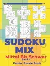 Sudoku Mix Mittel Bis Schwer - Band 4