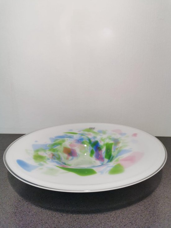 Schaal Pastel Colour - Fidrio