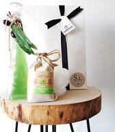 S.i. Gifts - A moment for you - Bad Cadeauset voor vrouwen - Leuk verwenpakket voor haar - Cadeau voor moeder