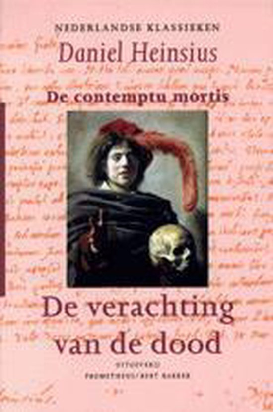 De Verachting Van De Dood - Daniel Heinsius pdf epub