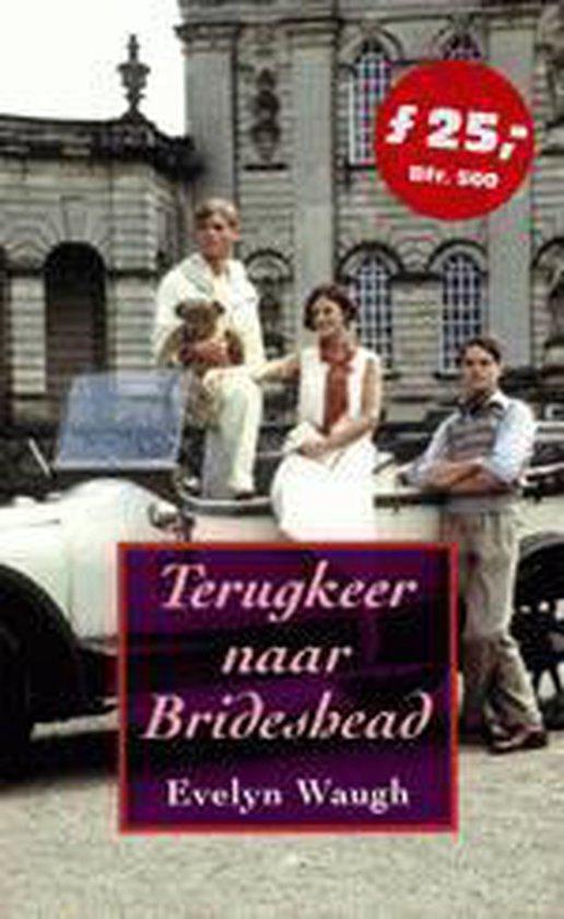 Terugkeer Naar Brideshead - E. Waugh  