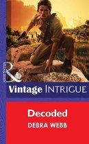 Decoded (Mills & Boon Intrigue) (Colby Agency: Secrets, Book 2)