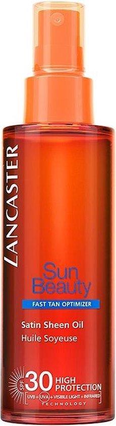 Lancaster Sun Beauty Satin Dry Oil SPF 30 Zonneolie - 150 ml - Lancaster