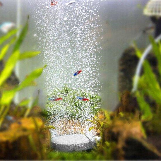 Aquarium Luchtsteen - Zuurstofsteen - Diameter: 4 cm