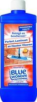 Blue Wonder Parket, Laminaat & Houten Vloeren Reiniger - 750 ml fles met Dop