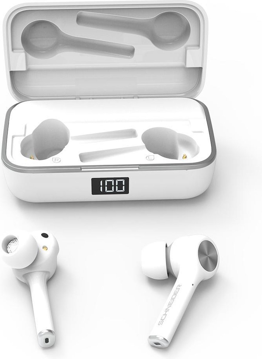 Schneider Wireless Bluetooth Earphones - Smart Buds/ Earbuds kopen