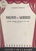 Violences et sacrifices