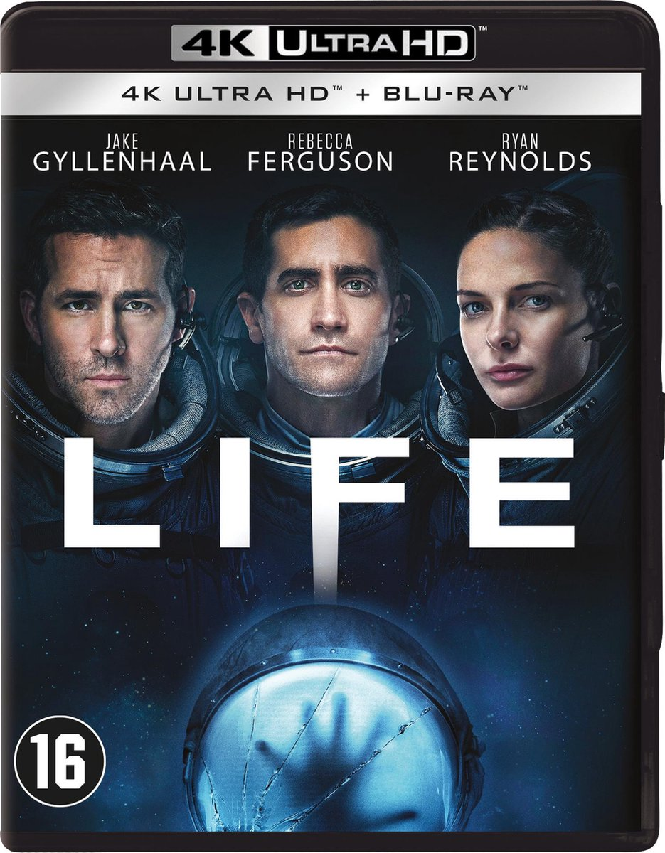 Life (4K Ultra HD Blu-ray)-
