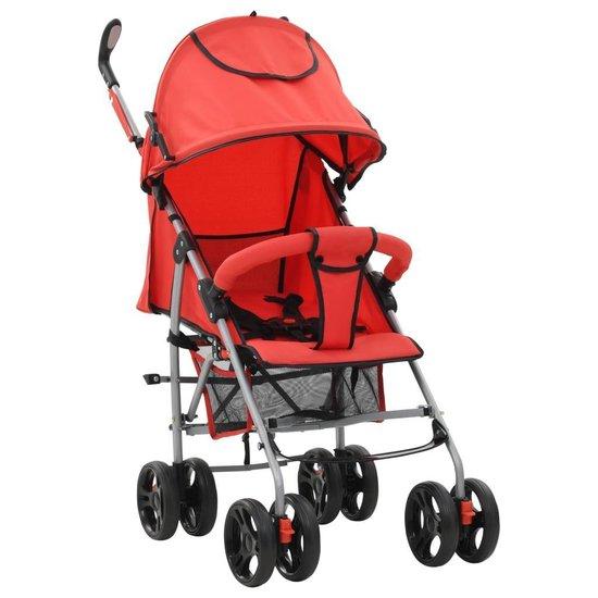 Product: forbabies Kinderwagen/Buggy Ellie Rood, van het merk forbabies