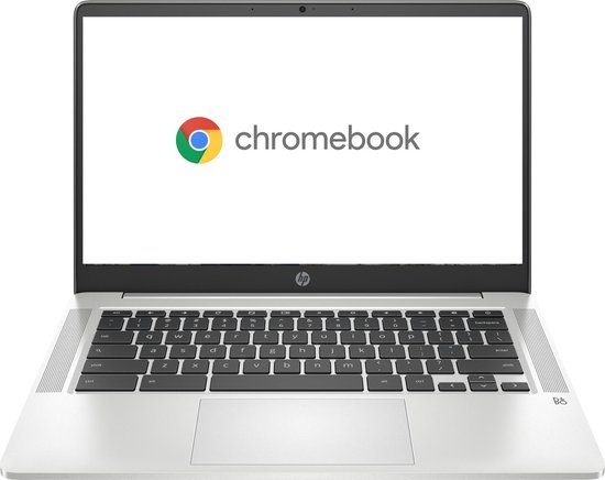 HP Chromebook 14a-na0061nd - Chromebook - 14 Inch
