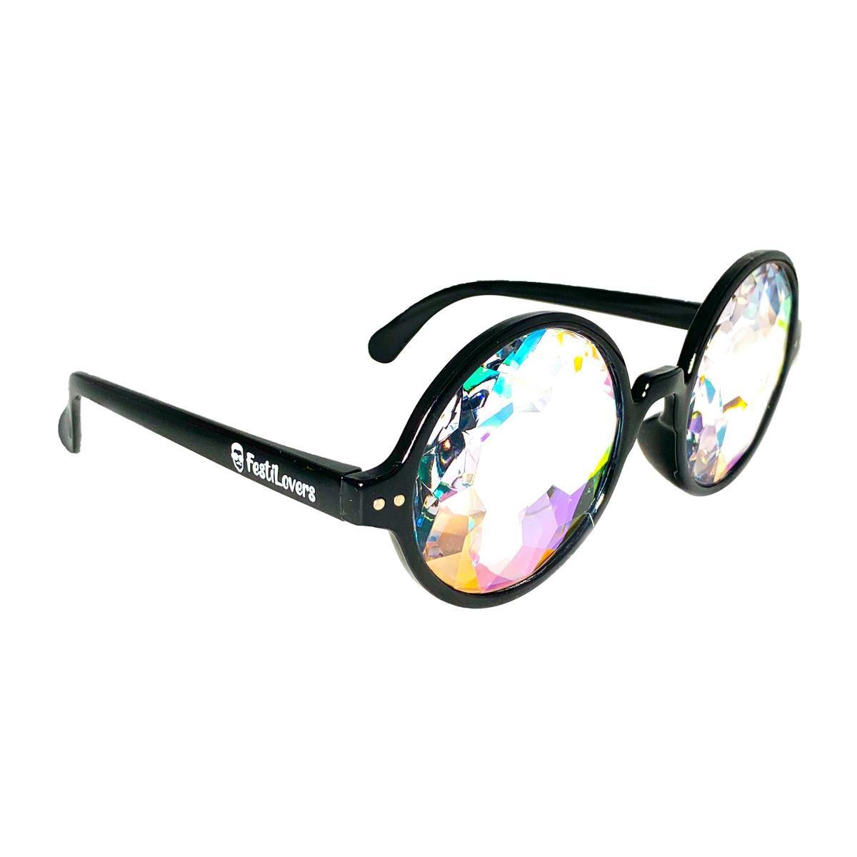 Space Black   Spacebril   Caleidoscoop Bril