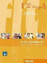 Fit fürs Zertifikat B1. Deutschprüfung für Jugendliche Lehrb