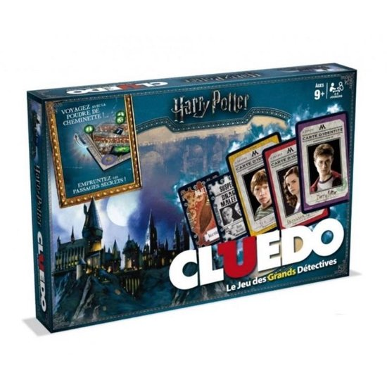 Thumbnail van een extra afbeelding van het spel Cluedo - Harry Potter Deluxe Edition -FR