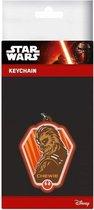 Keyring Rubber -Star Wars Episode V - Chewie