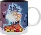 Dragon Ball Super - Goku UI Vs Jiren Mug 320ml