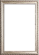 Barok Lijst 40x60 cm Zilver - Franklin