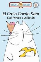 El Gato Gordo Sam Casi Atrapa un Raton