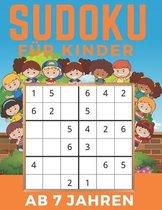 Sudoku F�r Kinder Ab 7 Jahren: Band 3 - Einfaches, mittleres, schwieriges Sudoku-R�tsel und ihre L�sungen. Merkf�higkeit und Logik. Stunden der Spiel