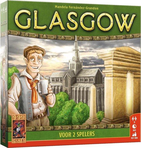 Afbeelding van het spel Glasgow - Bordspel