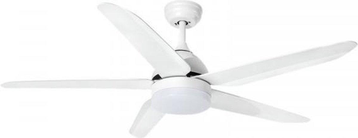 | The Fan no.4 plafondventilator met lamp LED 5