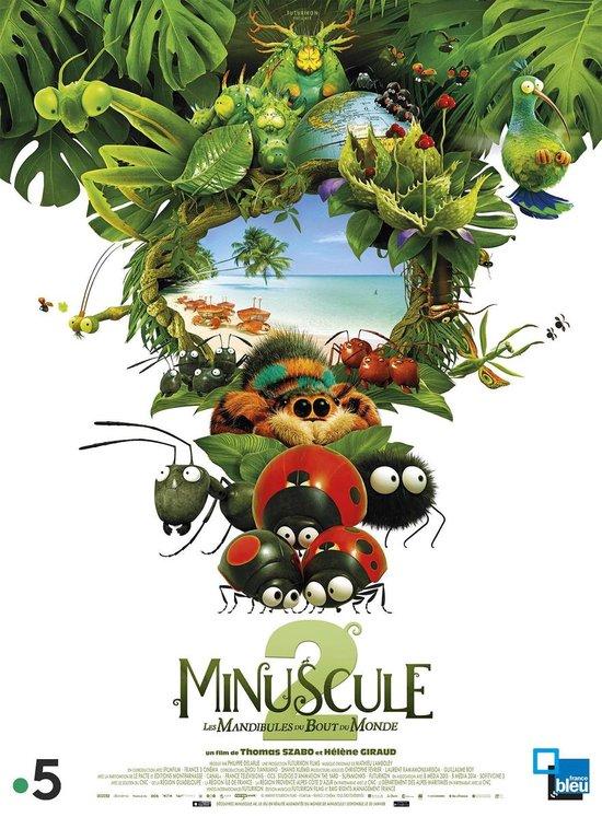 Minuscule 1 & 2 - Coffret 2 Blu-Ray