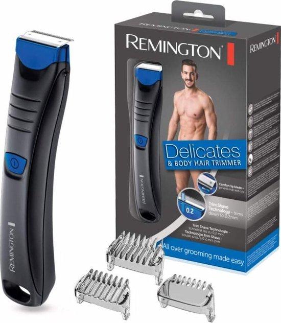 Remington BHT250 delicates & Body Hair Trimmer met trim-shave-technologie