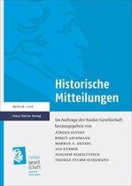 Historische Mitteilungen 28 (2016)