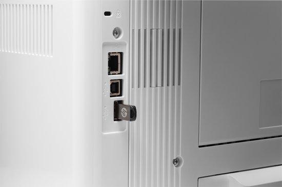 HP LaserJet Pro M501dn - Laserprinter - HP
