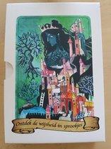Ontdek de wijsheid in sprookjes-kaartenset