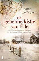 Boek cover Het geheime kistje van Elle van Aline van Wijnen (Onbekend)