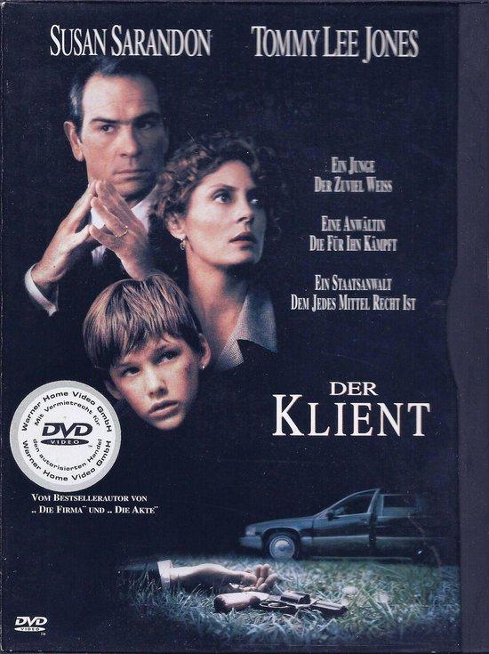 Cover van de film 'The Client'