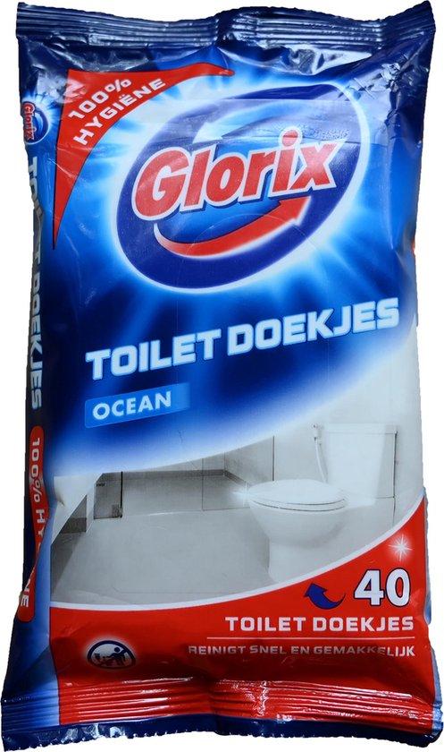 Glorix Original Schoonmaakdoekjes - 40 st - Schoonmaakmiddelen