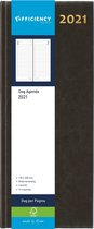 Horeca agenda - 2021 - Lang - 1 dag per pagina