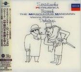 Christoph von Dohnanyi & Wiener Philharmoniker - Stravinsky: Petrushka & Bartok: The Miraculous Mandarin  UHQ UCCD - 40016