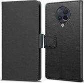Book Wallet hoesje voor Xiaomi Poco F2 Pro - zwart