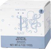 Naïf Natuurlijke bruistabletten voor baby & kind - 8 stuks per doosje