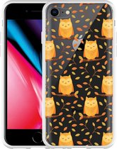 iPhone 8 Hoesje Cute Owls