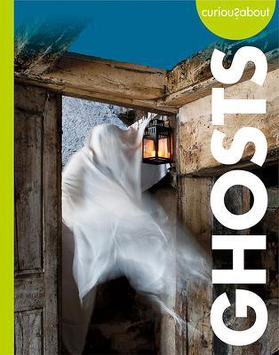 Boek cover Curious about Ghosts van Gillia M Olson (Paperback)