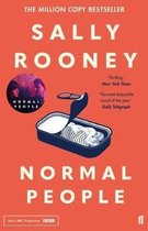Boek cover Normal People van Sally Rooney (Paperback)