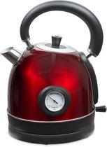 -MOA Retro Waterkoker Rood 18 liter - Elektrisch - RVS - EK3TR-aanbieding