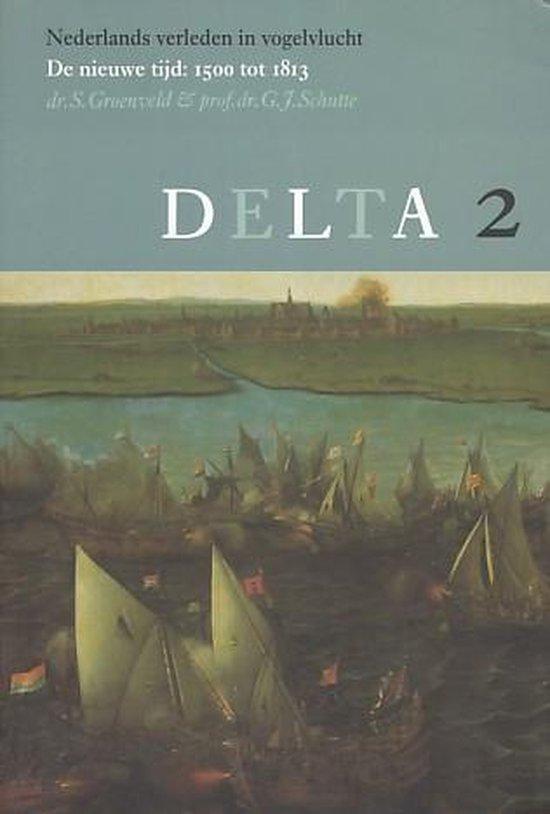 Delta 2. Nederlands verleden in vogelvlucht. - S. Groenveld pdf epub